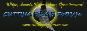 Cutting Edge Forum Banner