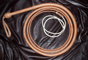 10ft Traditional Indiana Jones Bullwhip