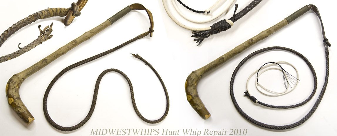 Hunt Whip Repair